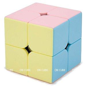 Cubo Mágico 2x2x2 Moyu Meilong Macaron