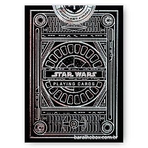 Baralho Star Wars Silver Edition Black