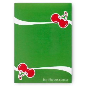 Baralho Cherry Casino Sahara Green