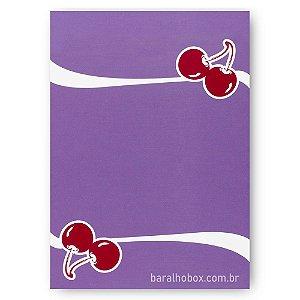 Baralho Cherry Casino Desert Inn Purple