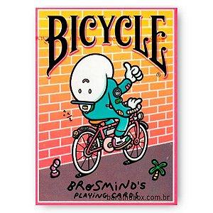 Baralho Bicycle Brosmind Four Gangs