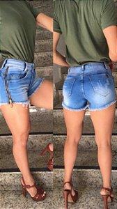 Short Jeans Ziper