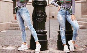 Calça jeans Ana