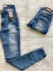 Calça Jeans Sal