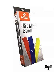 Kit   Mini Bands 3 Peças