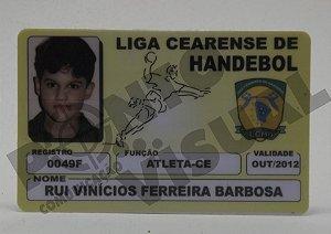 CARTEIRINHA DE ACESSO
