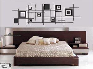 Adesivo cabeceira cama