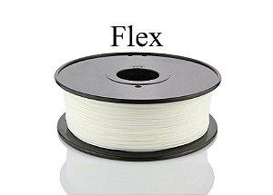 Filamento Flexível Branco