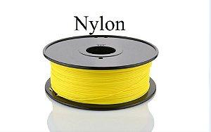Filamento NYLON Amarelo