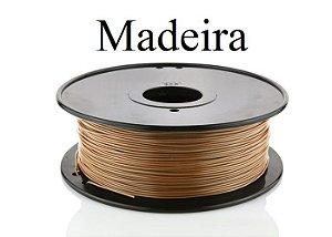 Filamento de Madeira - WOOD