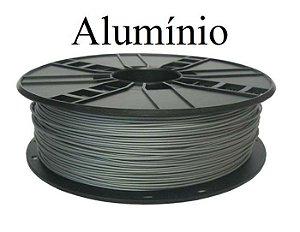 Filamento Metálico - Alumínio