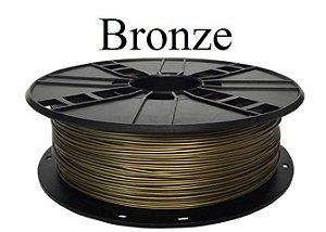 Filamento Metálico - Bronze