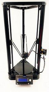 Impressora 3D Delta 3.0 Trilho