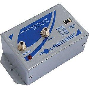 Amplificador de linha