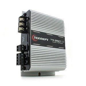 Módulo Amplificador Digital Taramps TS-250x3 - 3 Canais - 252 Watts RMS