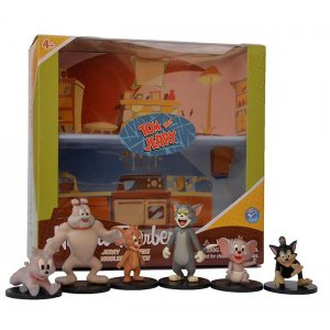 Tom & Jerry - Hanna Barbera Jazwares