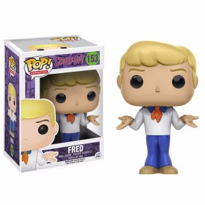 Funko Pop! Skooby Doo | Fred