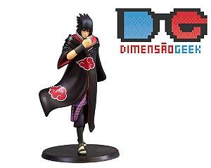 Action Figure Sasuke Uchiwa Standing Characters - Naruto