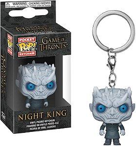 Funko Pocket Pop Keychain Night King - Rei da Noite - Game of Thrones