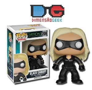 Funko Pop! Black Canary