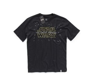 Camiseta - Star Wars - The Force Awakens