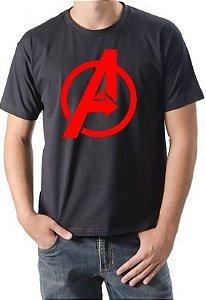Camiseta - Vingadores - Avengers