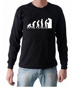 Camiseta - Evolução