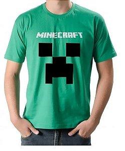 Camiseta - Minecraft