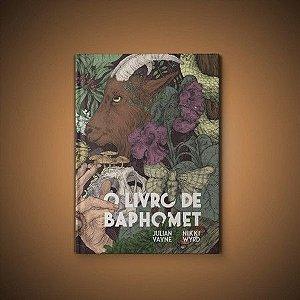 O Livro de Baphomet – Julian Vayne e Nikki Wyrd