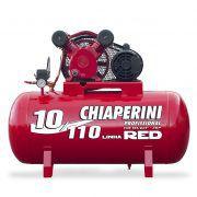 COMPRESSOR DE AR 10/110 RED RCH 110L C/MM 2HP