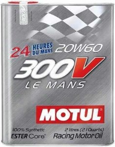 Motul 300V 20w60 LeMans