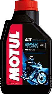 Motul Moto 4T 3000 20w50
