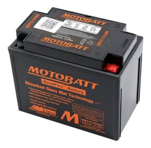 Bateria P/ Moto Custom Harley Davidson Sportster Motobatt Mbtx12u