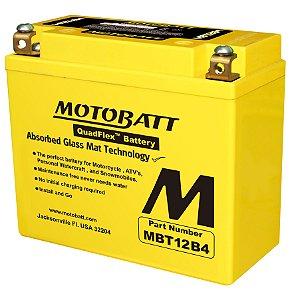 Bateria Motobatt Mbt12b4 Moto Yamaha Dragstar Xvs 650