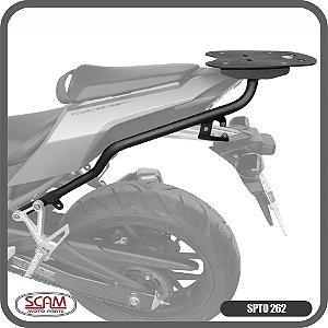 Suporte Bagageiro Moto Honda CB500F 2016+