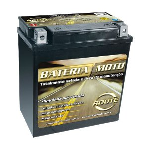 Bateria Moto  Suzuki Boulevard 1500 Route Ytx16bs 14ah