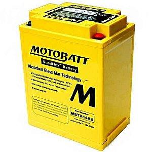 Bateria Gel Motobatt Mbtx14au Moto Honda Cb 750 IIndian
