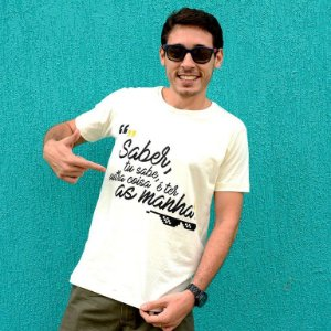 Camiseta Manha