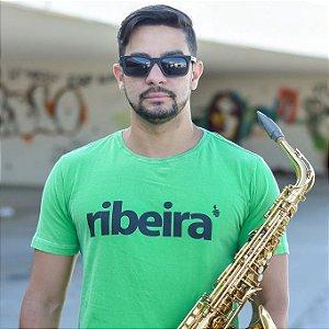 Camiseta Estonada Ribeira Verde