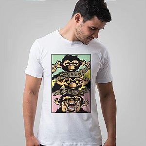 Camiseta Desentendidx Branca
