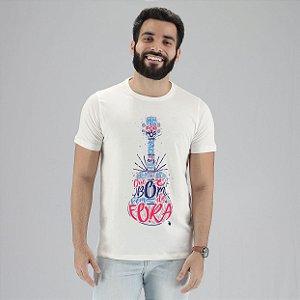Camiseta Jorge Aragão Branca