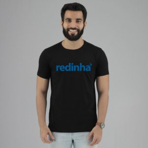 Camiseta Redinha Preta