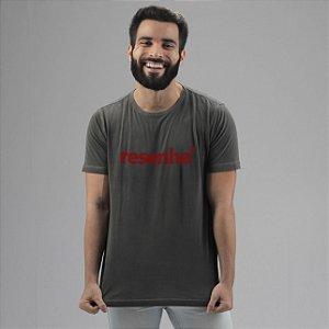 Camiseta Estonada Resenha Chumbo