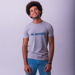 Camiseta Oi Sumida Mescla