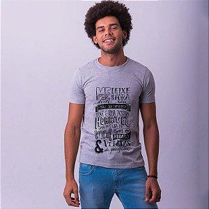 Camiseta Poesia Suprema Mescla