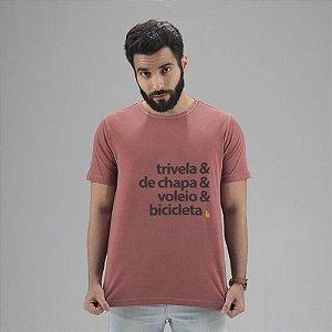 Camiseta Estonada Chutes Goiaba