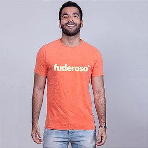 Camiseta Estonada Fuderoso Laranja