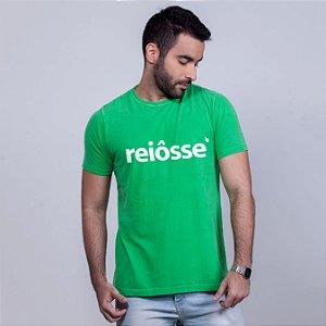 Camiseta Estonada Reiôsse Verde