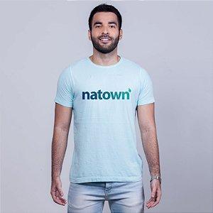 Camiseta Estonada Natown Azul