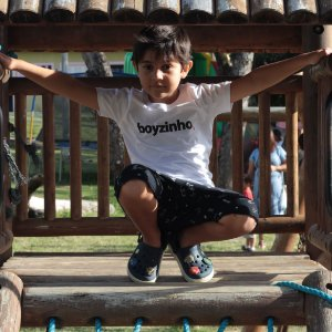 Camiseta Infantil Boyzinho Branca